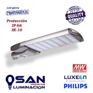 Cabeza de farola Led PHILIPS 230w, Mean Well