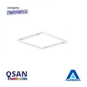Kit montaje techo marco de aluminio Serie  AU-CRM660