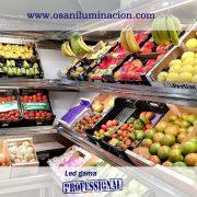 Tubo T-8 opal ( frutas y verduras )