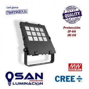 Proyector Sport, IP-65, IK-08, Led CREE.