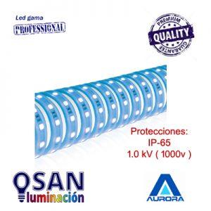 Tira led Full Pro 24w IP-65 2000mm Protección 1.0kV