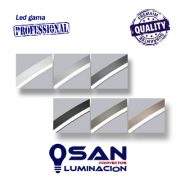 Lineal Led opal  High Performance, colores