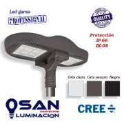 Cabeza de farola High Performance Led CREE, IP-66, IK-08