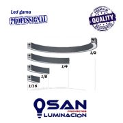 Lineal Led opal High Performance, modular configurable I medidas