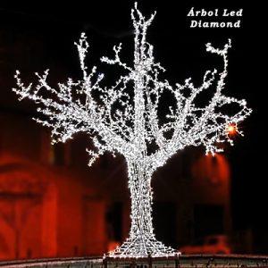 Árbol Led Diamond III
